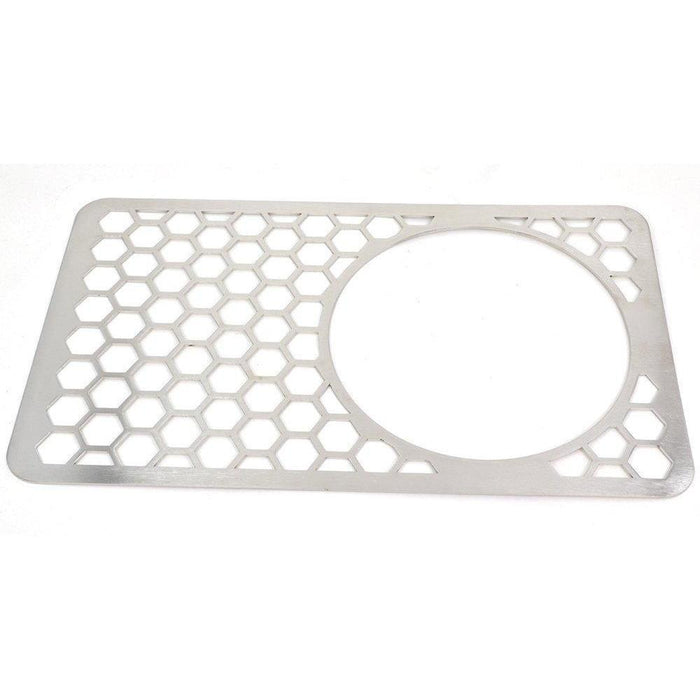 Rhino Coffee Gear Milk Pitcher 300mm Hex Grate-Rhino Coffee Gear-Coffee Hit