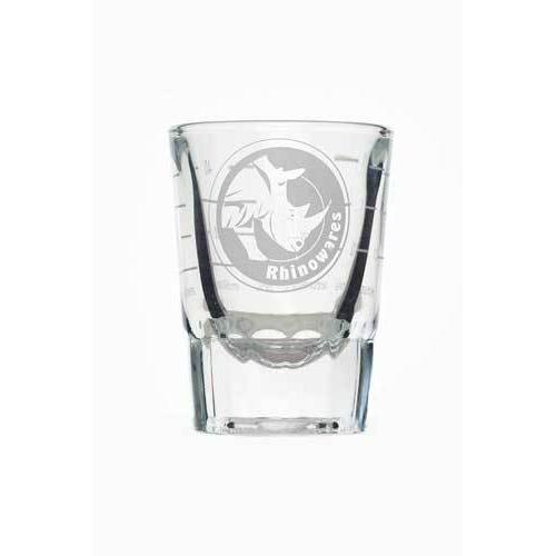 Rhino Coffee Gear Shot Glass 2oz Lined-Rhino Coffee Gear-Coffee Hit