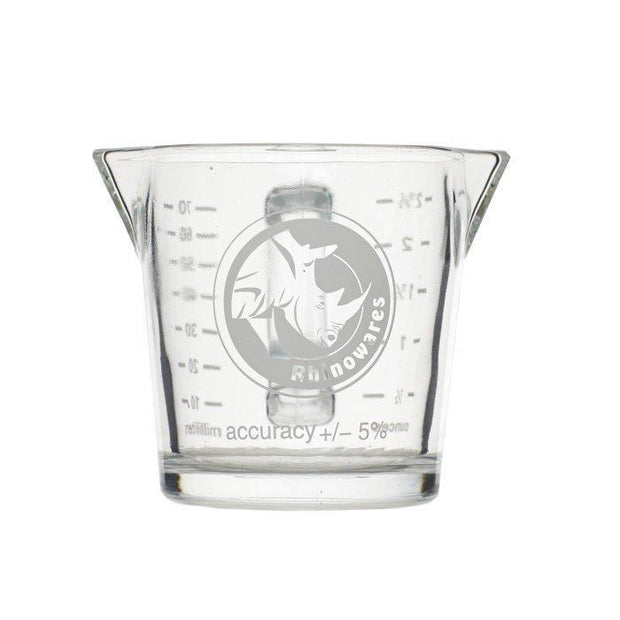 Rhino Coffee Gear Shot Pitcher Dual Spout 3oz/80ml-Rhino Coffee Gear-Coffee Hit