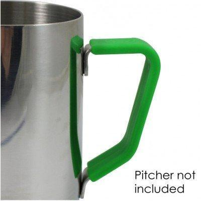 Rhino Green Milk Pitcher Handle Cover-Rhino Coffee Gear-Coffee Hit