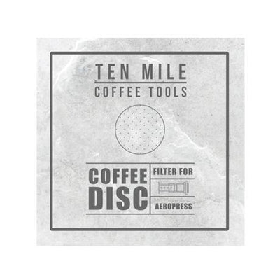 Ten Mile Delter Press Coffee Disc-Ten Mile-Coffee Hit