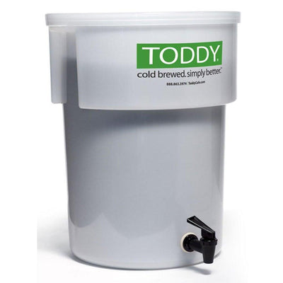 Toddy Commercial Cold Coffee Brewing System with Lift-Toddy-Coffee Hit
