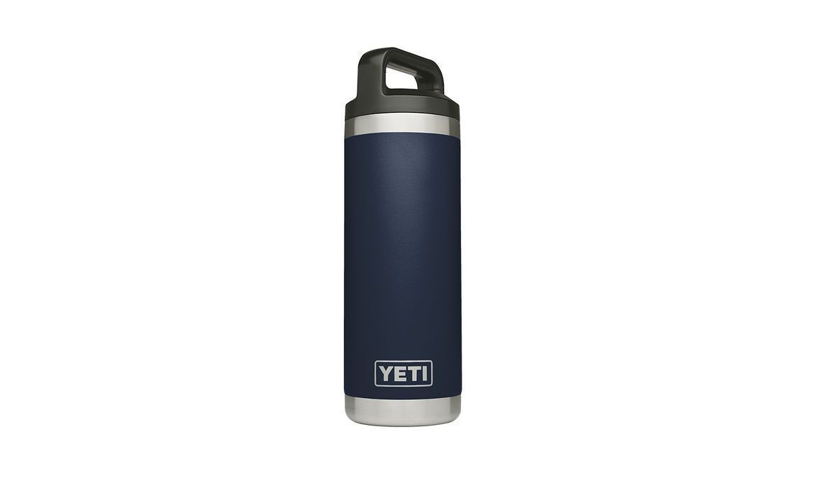 Yeti Coolers Rambler 18oz Bottle Navy