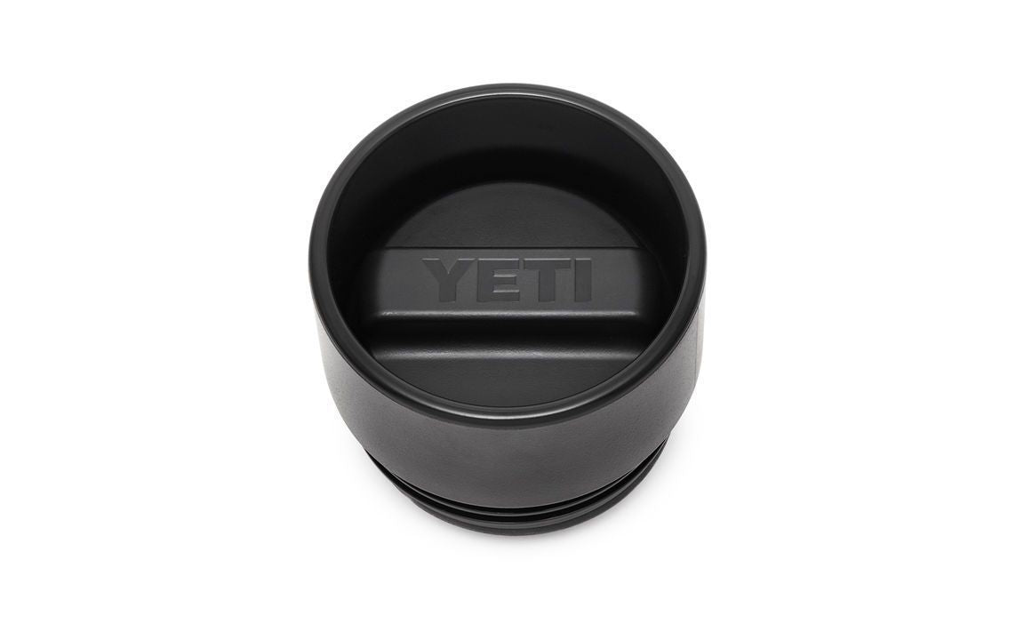 Yeti Coolers Rambler Bottle Hot Shot Cap Black