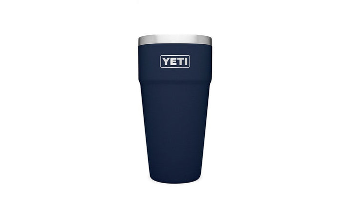 Yeti Coolers Rambler 26oz Stackable Cup Navy
