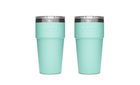 Load image into Gallery viewer, Yeti Coolers Rambler 16oz Pint 2 Pack Seafoam