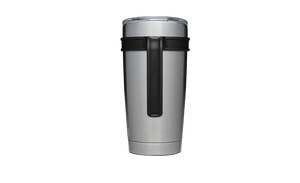 Yeti Coolers Rambler 20oz Tumbler Handle Black
