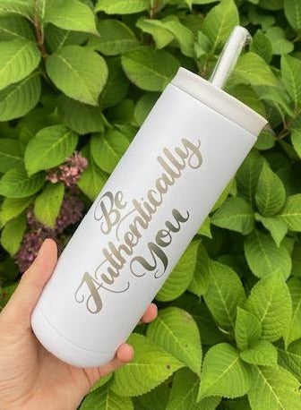 Be Authentically You 22 oz. Tumbler
