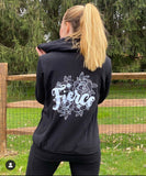 Fierce Tees Zip Up Hoodies