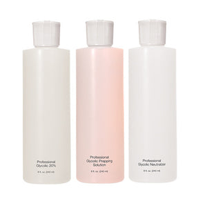 Glycolic 20% Peel System Kit