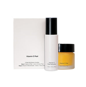 Vitamin C Peel System Kit