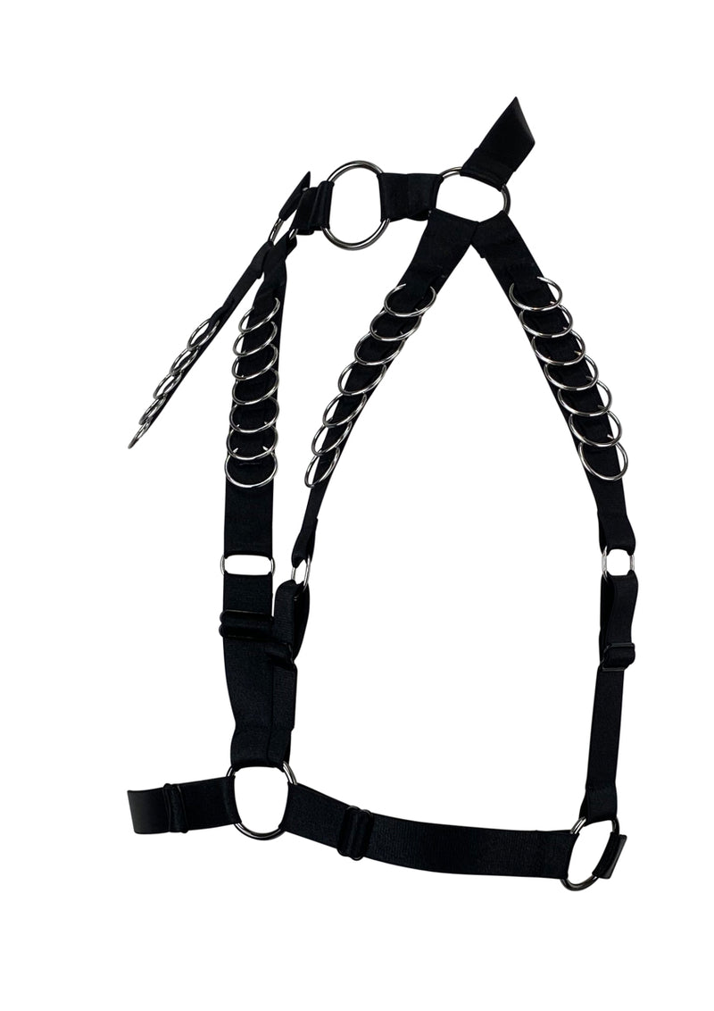 Comply Harness Silver