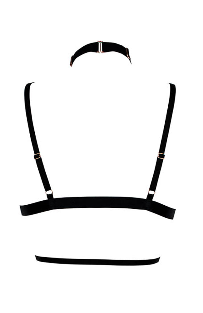 Mercy Collar Harness