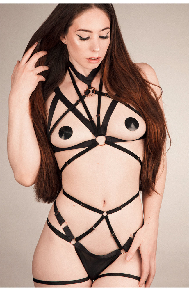 Booty Strap Harness G String