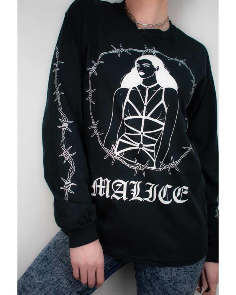 Barbed Longsleeve T Shirt