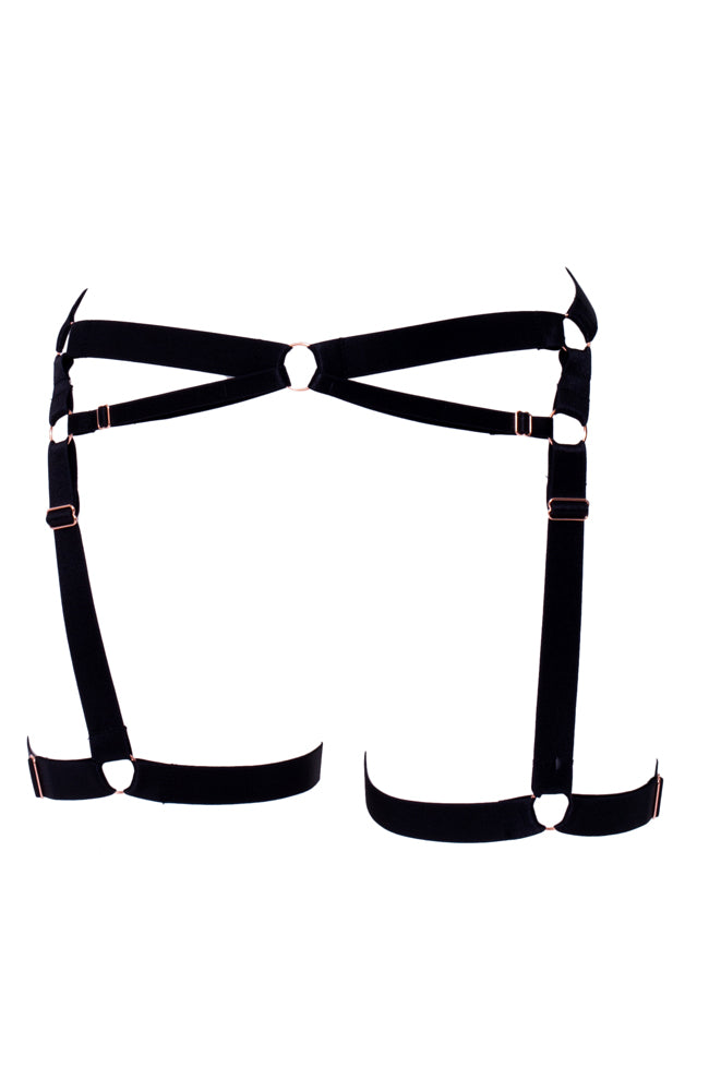 Vengeance Garter Belt