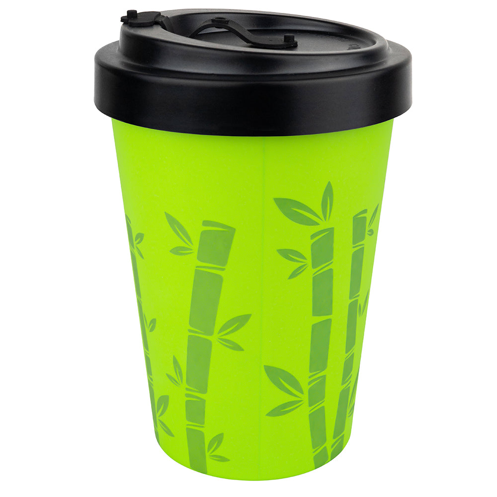 Bambus Coffe Mug Green