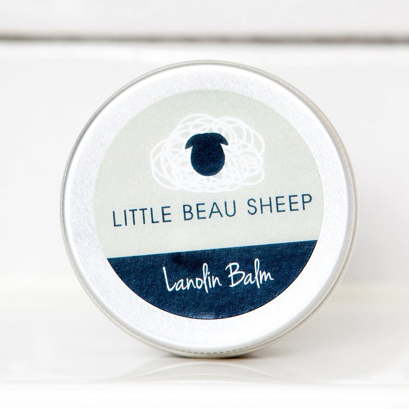 Lanolin Balm - Little Beau Sheep