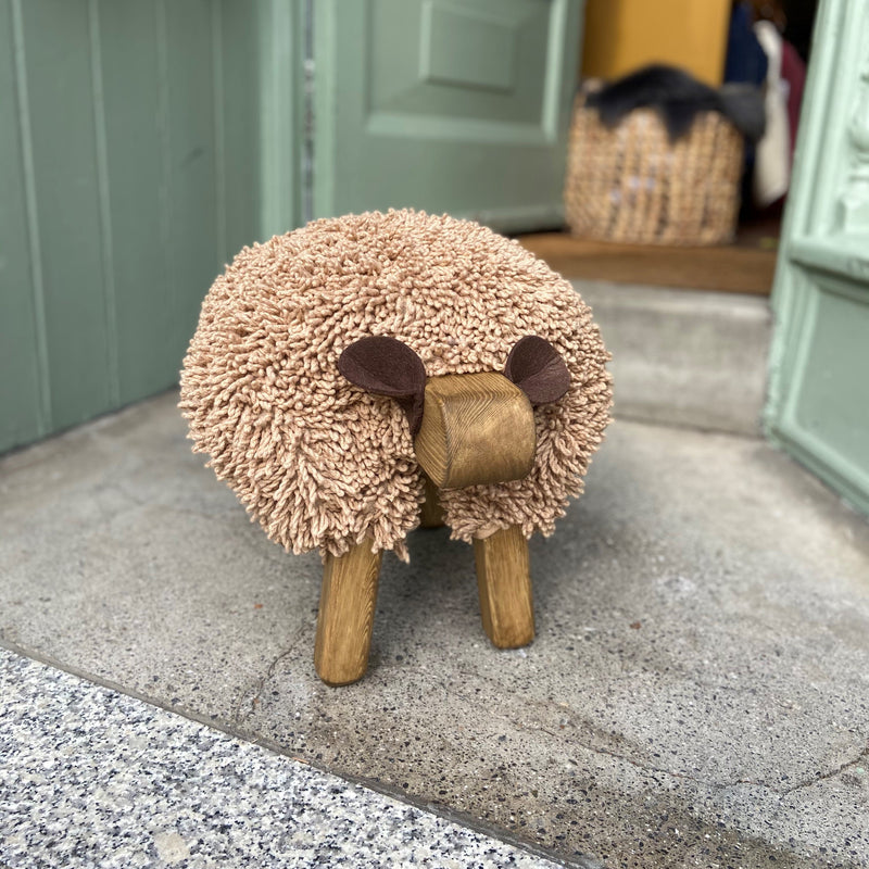 Sheep Footrest (Walnut | Oak)
