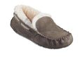 Shepherd of Sweden Men's Sheepskin Slipper Moccasin