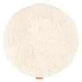 Cream Padded Sheepskin Chair Cushion (Jill by Shepherd)