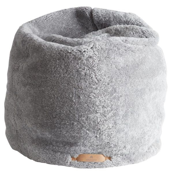 Granit Grey Sheepskin Bean Bag (Lilly)