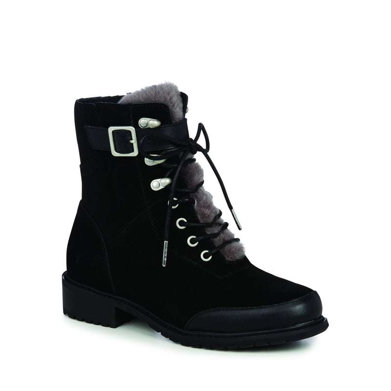 Waldron Boot (Black) by EMU Australia