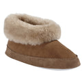Sheepskin Slippers for Women with Soft Sole by Shepherd Of Sweden