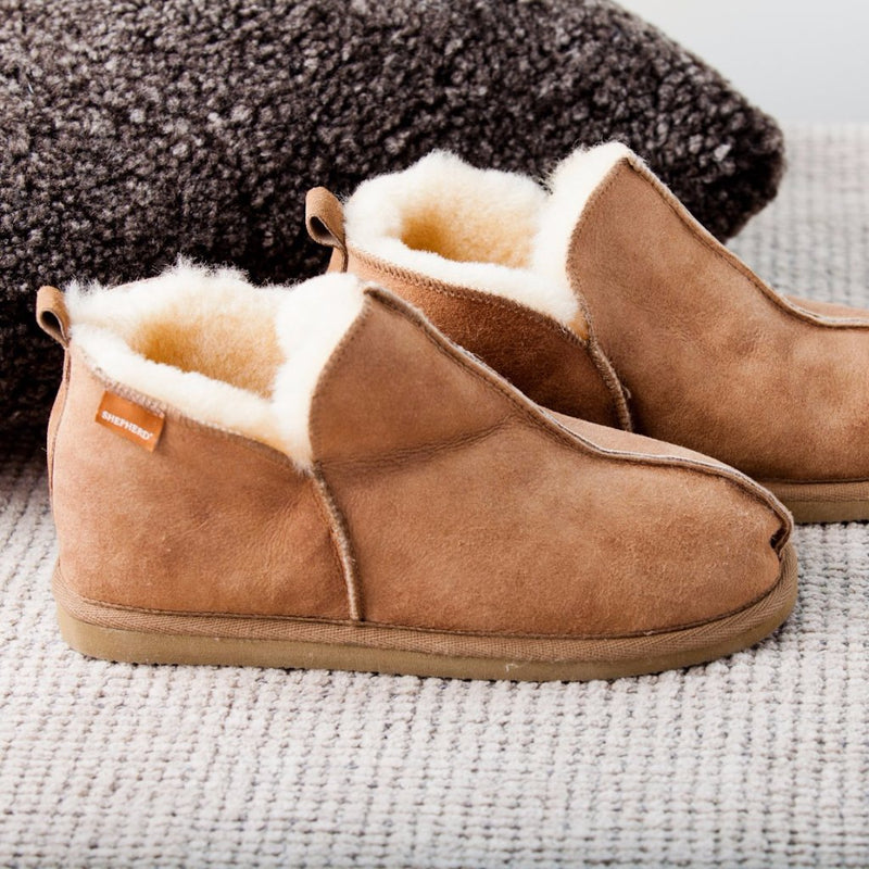 Women's sheepskin slippers 'Annie' from Shepherd