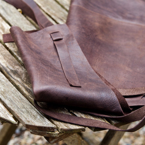 Rustic Artisan and Craft Leather Apron