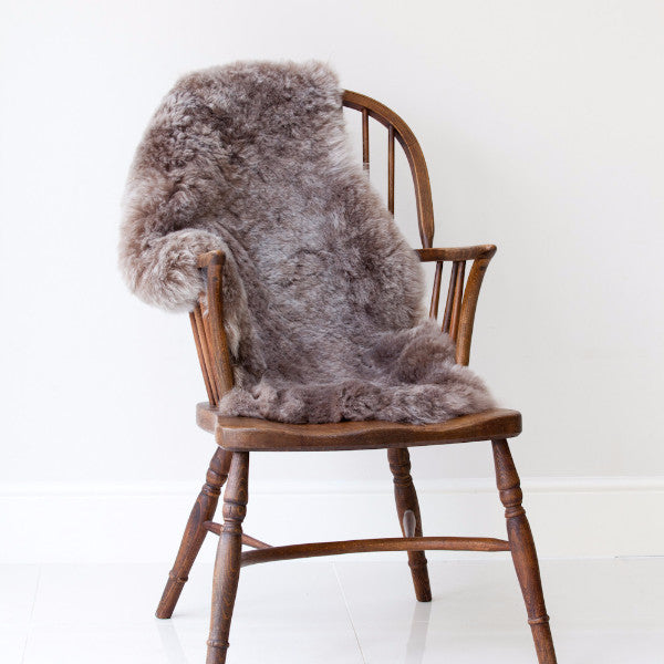 Short Wool Icelandic Sheepskin Rug