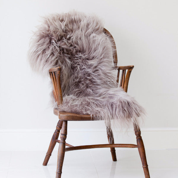 Iceland Sheepskin Rug in Taupe