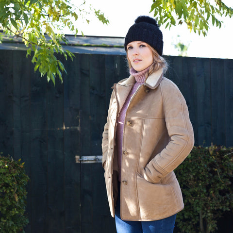 Ambleside Ladies Sheepskin Coat