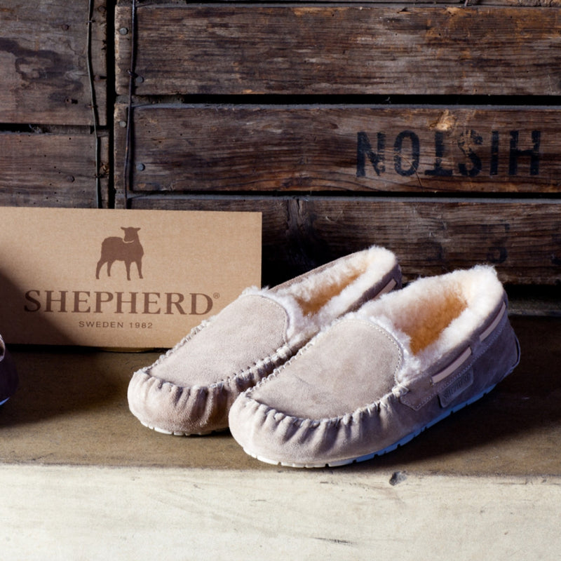 Men's Sheepskins Moccasin from Shepherd