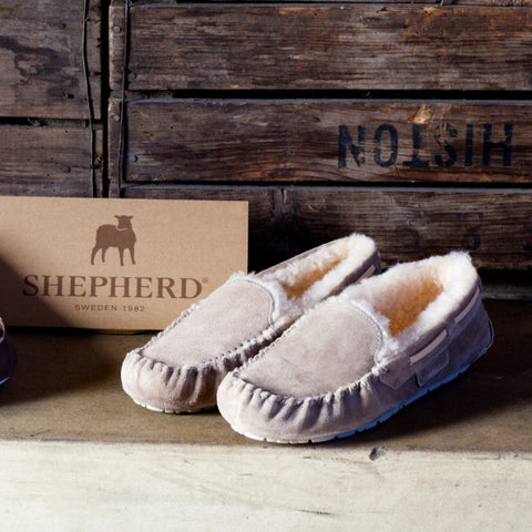 Shepherd Sheepskin Slippers / Loafer (Steffo)
