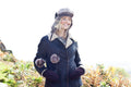 Ladies Sheepskin Flying Jacket  / Aviator - Grasmere