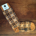 Carthen Socks (Mid Century Gold)