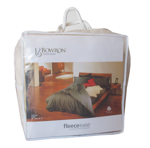 Bowron Nursing / Medical Sheepskin Rug  (Fleeceease)