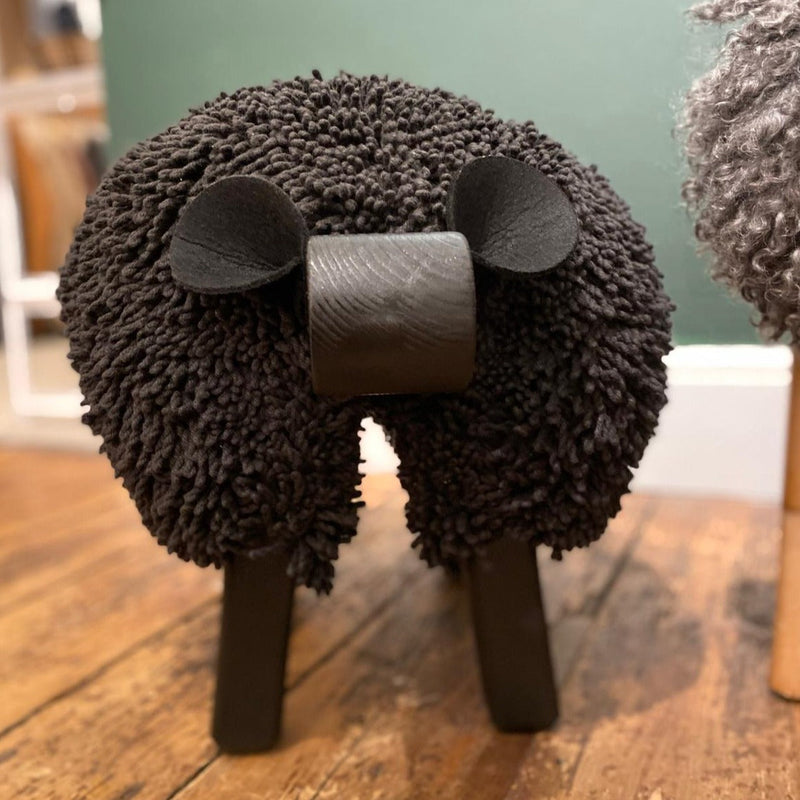 Sheep Footrest (Black | Black Oak)