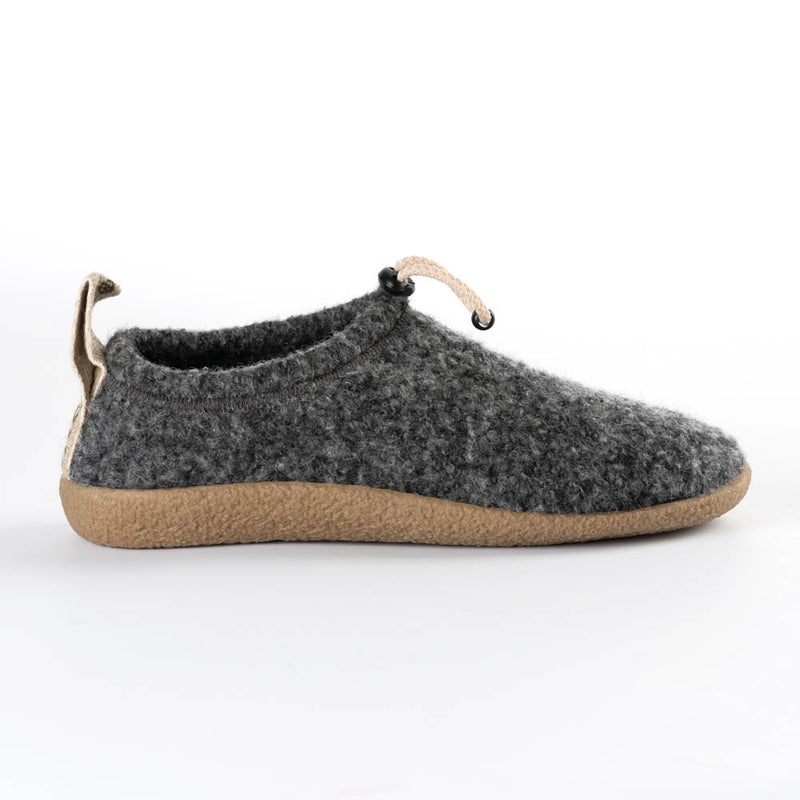 Mattias Felted Wool Slipper