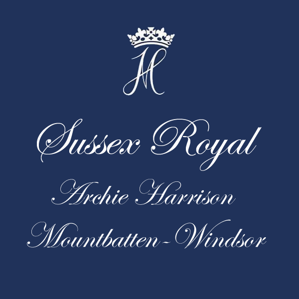 Archie Harrison Mountbatten-Windsor