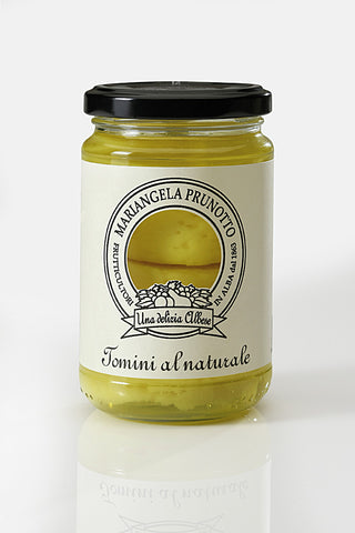 PRUNOTTO - TOMINO CHEESE IN OLIVE OIL 280G - FERRARI SINGAPORE
