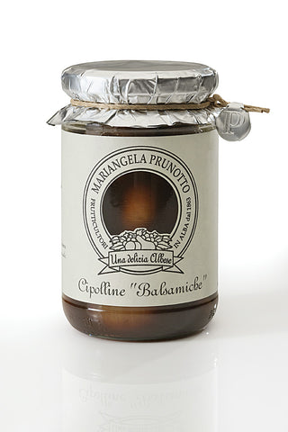 PRUNOTTO - BORETTANE ONIONS IN BALSAMIC VINEGAR 320G - FERRARI SINGAPORE