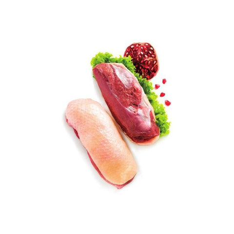 FOIE GRAS - RAW DUCK BREAST (300G - 400G) (FR) - FERRARI SINGAPORE