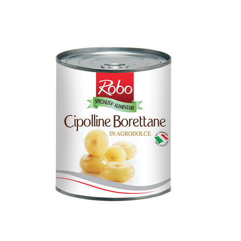 ROBO - ONIONS BORETTANE IN SWEET AND SOUR 800G - FERRARI SINGAPORE