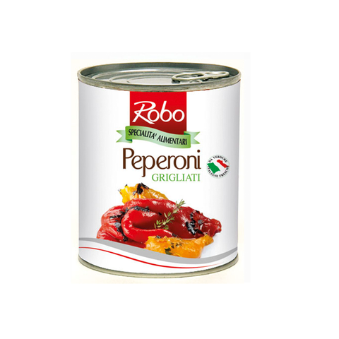 ROBO - GRILLED PEPPERS 800G - FERRARI SINGAPORE
