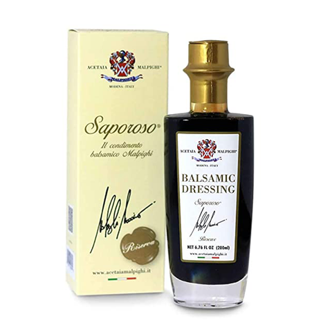MALPIGHI - BALSAMIC VINEGAR SAPOROSO RISERVA (8 YEARS) 200ML - FERRARI SINGAPORE