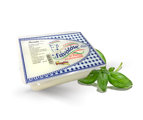 IL PARCO - BURRATA 250G (1PC x 1TUB 250G) - FERRARI SINGAPORE
