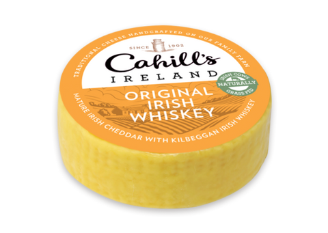 CHEDDAR IRISH WHISKEY (CAHILL) - FERRARI SINGAPORE