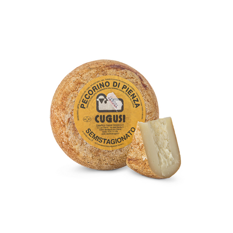 PECORINO PIENZA ROSSO SEMI-MATURED 500G (CUGUSI) - FERRARI SINGAPORE